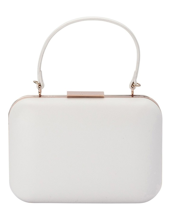 OB4661 Ruby Top Handle Clutch image 1