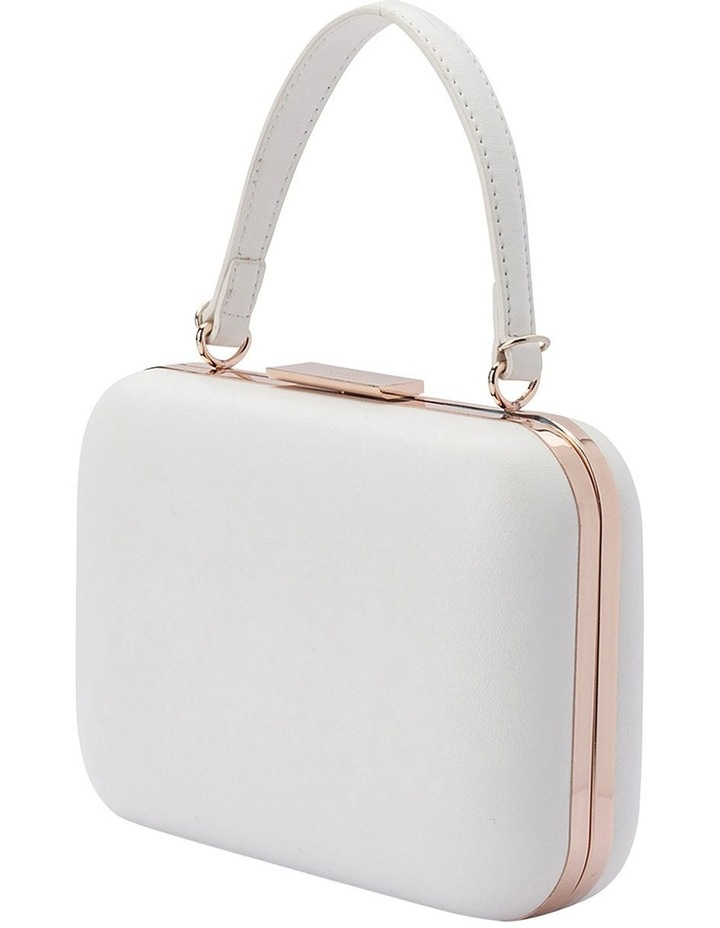 OB4661 Ruby Top Handle Clutch image 2