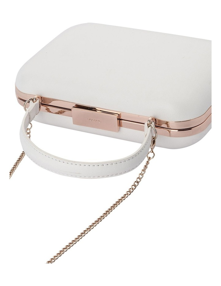 OB4661 Ruby Top Handle Clutch image 4