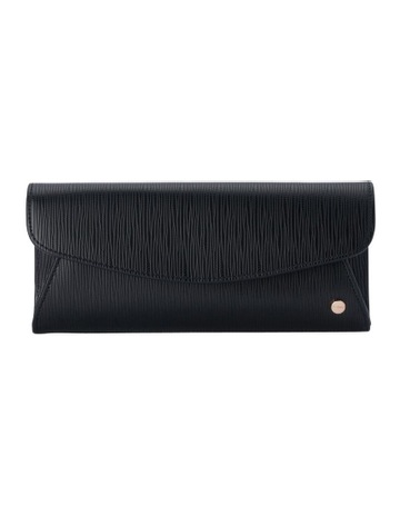 Olga Berg OB4706 Kas Flap Over Clutch Bag 1c106e3226ae