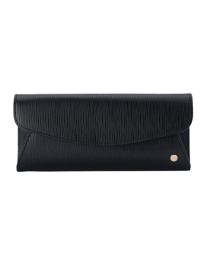 OB4706 Kas Flap Over Clutch Bag image 1