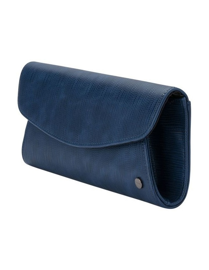 OB4706 Kas Flap Over Clutch Bag image 2