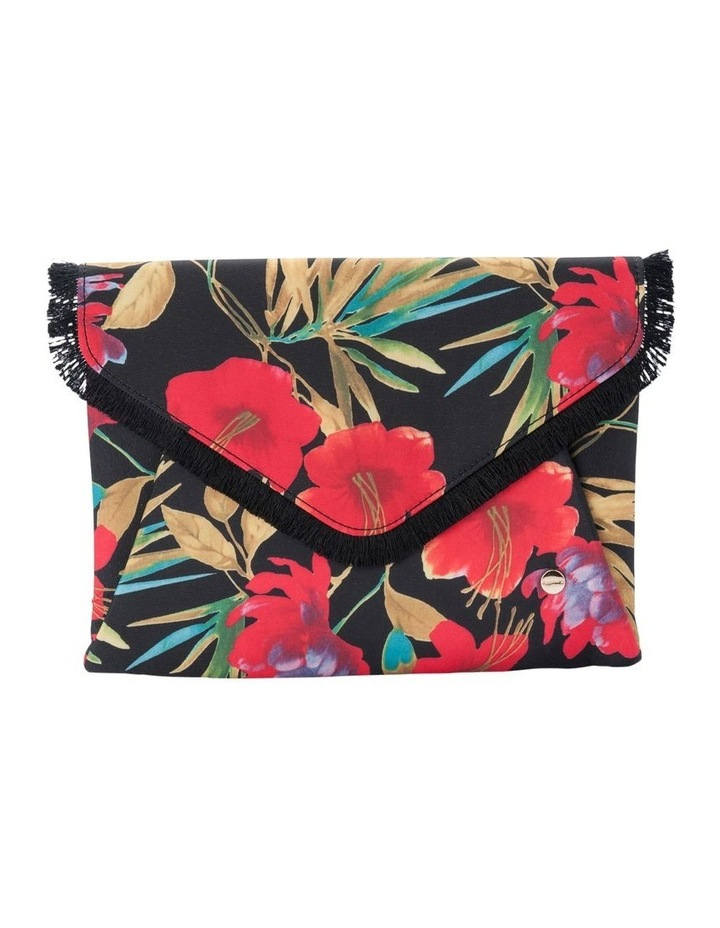 OB4689 MARA  Flap Over Clutch Bag image 1