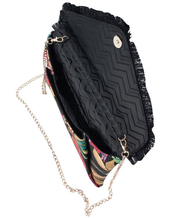 OB4689 MARA  Flap Over Clutch Bag image 4
