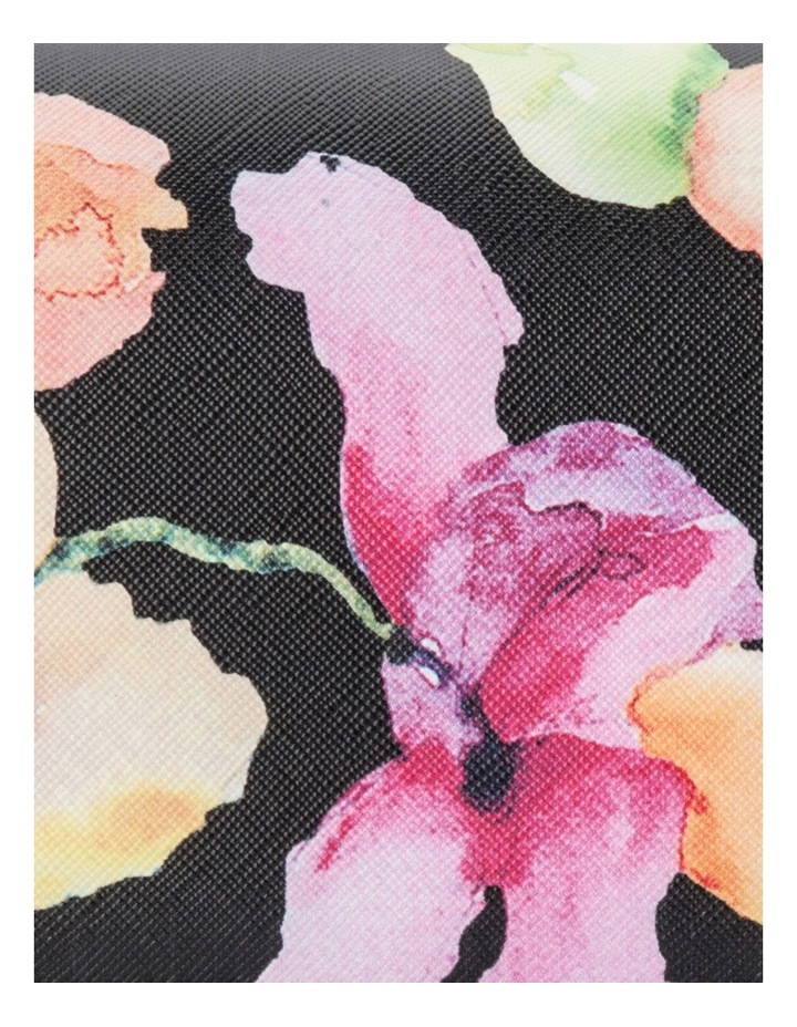 OB2022 Scarlet Flap Over Clutch Bag image 5