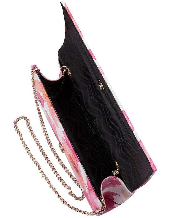 OB2022 Scarlet Flap Over Clutch Bag image 4