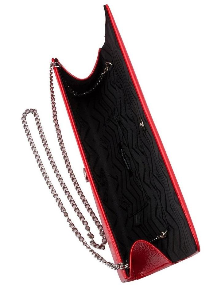 OB2026 Lana Flap Over Clutch Bag image 4