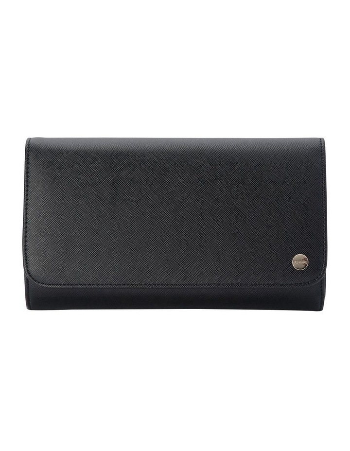Anabelle Flap Over Clutch Bag OB4733 image 1