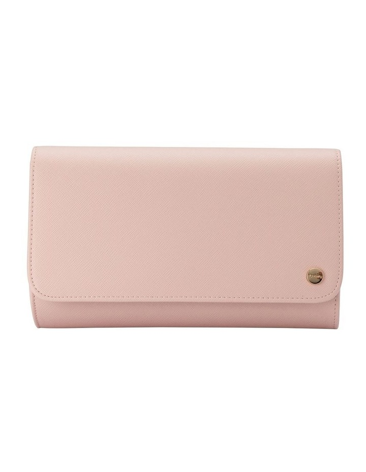 OB4733 Anabelle Flap Over Clutch Bag image 1