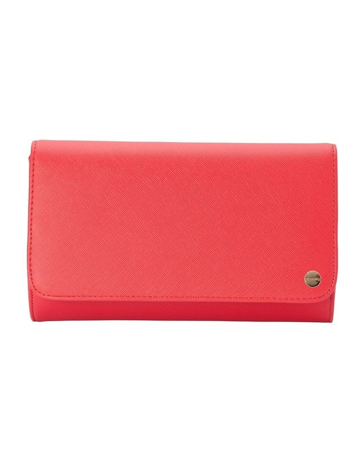 Anabelle Flap Over Clutch Bag OB4734 image 1