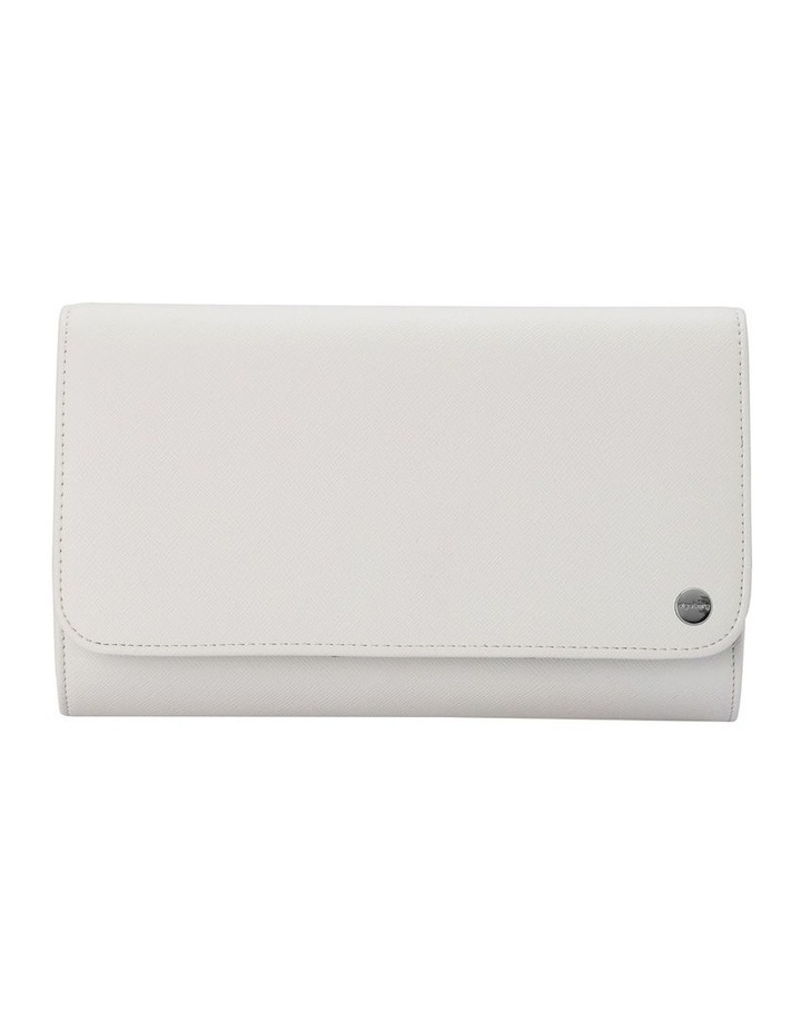 Anabelle Flap Over Clutch Bag OB4735 image 1