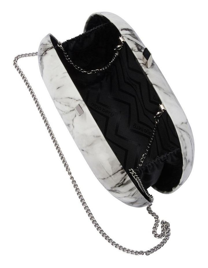 OB4736 Quartz Hardcase Clutch Bag image 4