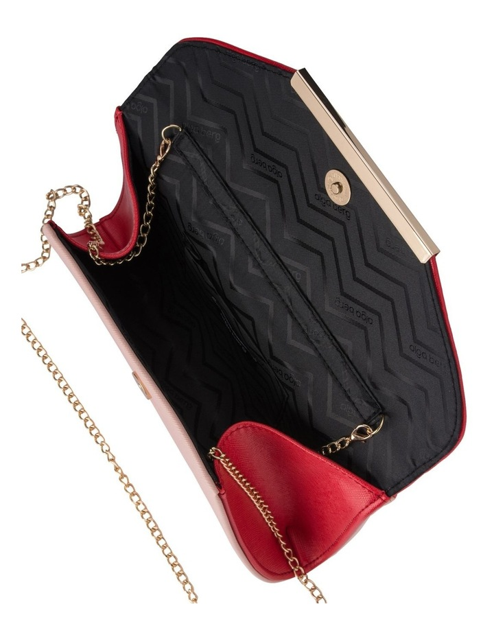 OB6356 Audry Flap Over Clutch Bag image 4