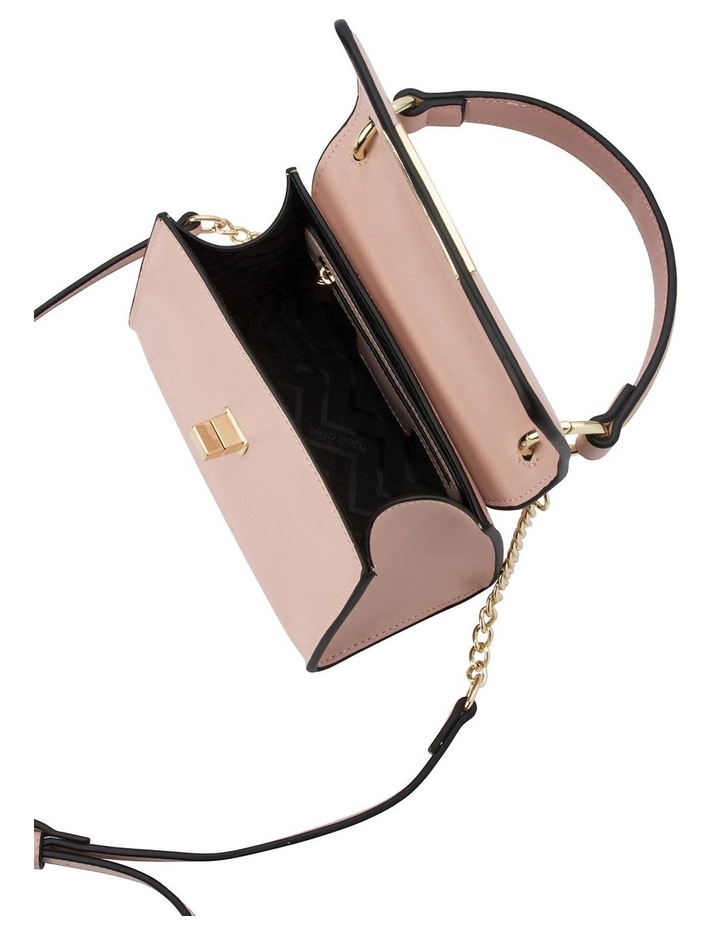OB9280 Ravie Top Handle Crossbody Bag image 4
