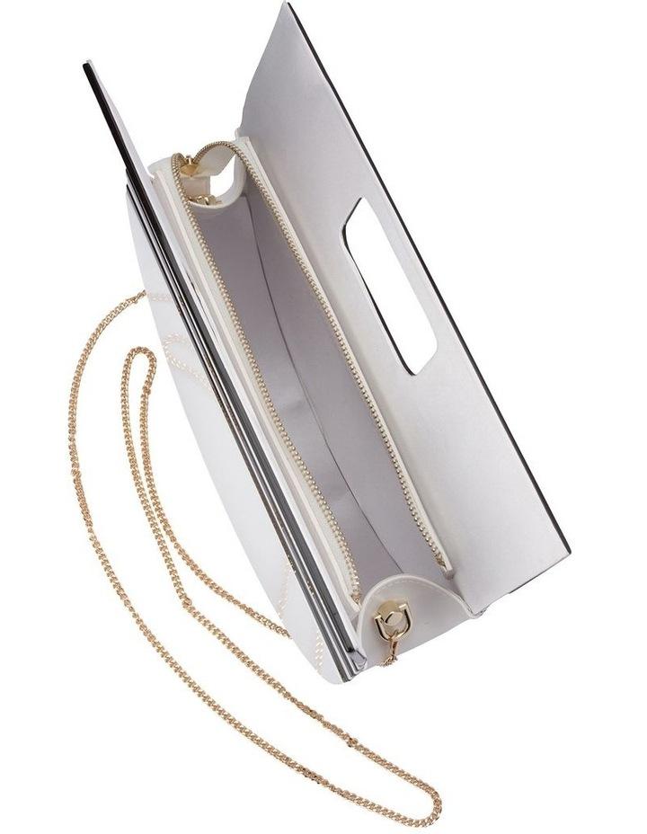 OB6364 Nat Hardcase Clutch Bag image 4