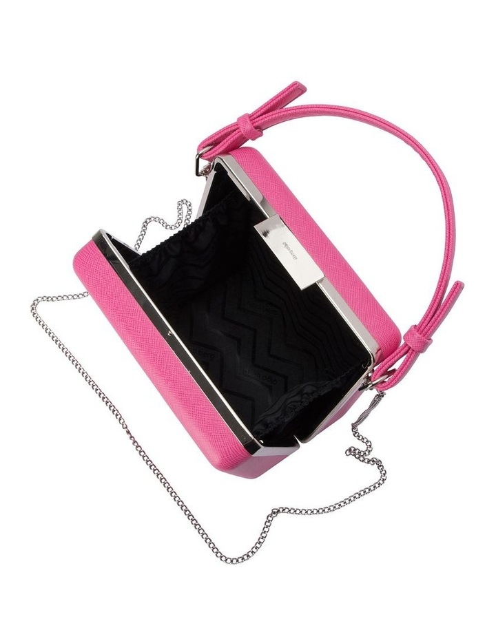 OB4662 Ashley Top Handle Clutch Bag image 4