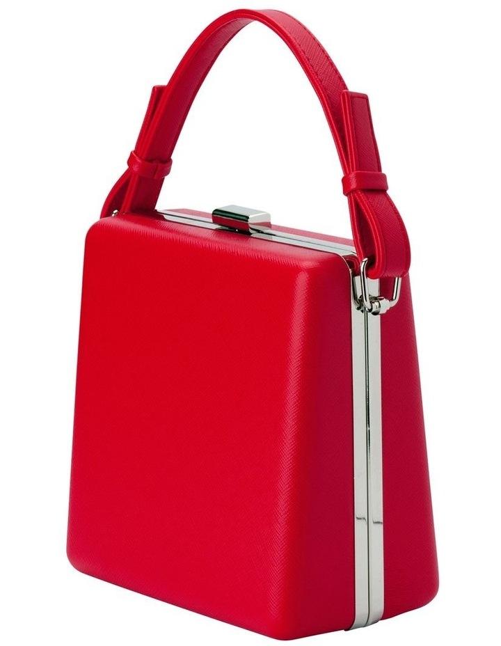 OB4662 Ashley Top Handle Clutch Bag image 2