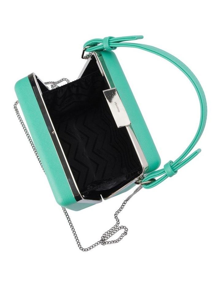 OB4662 Ashley Top Handle Clutch Bag image 4