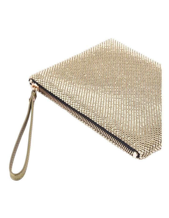OB5258 Selena Zip Top Clutch Bag image 3