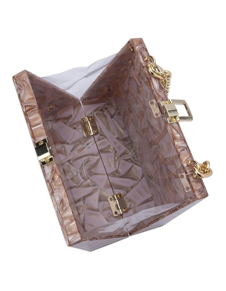 OB2031 Emily Hardcase Clutch Bag image 4