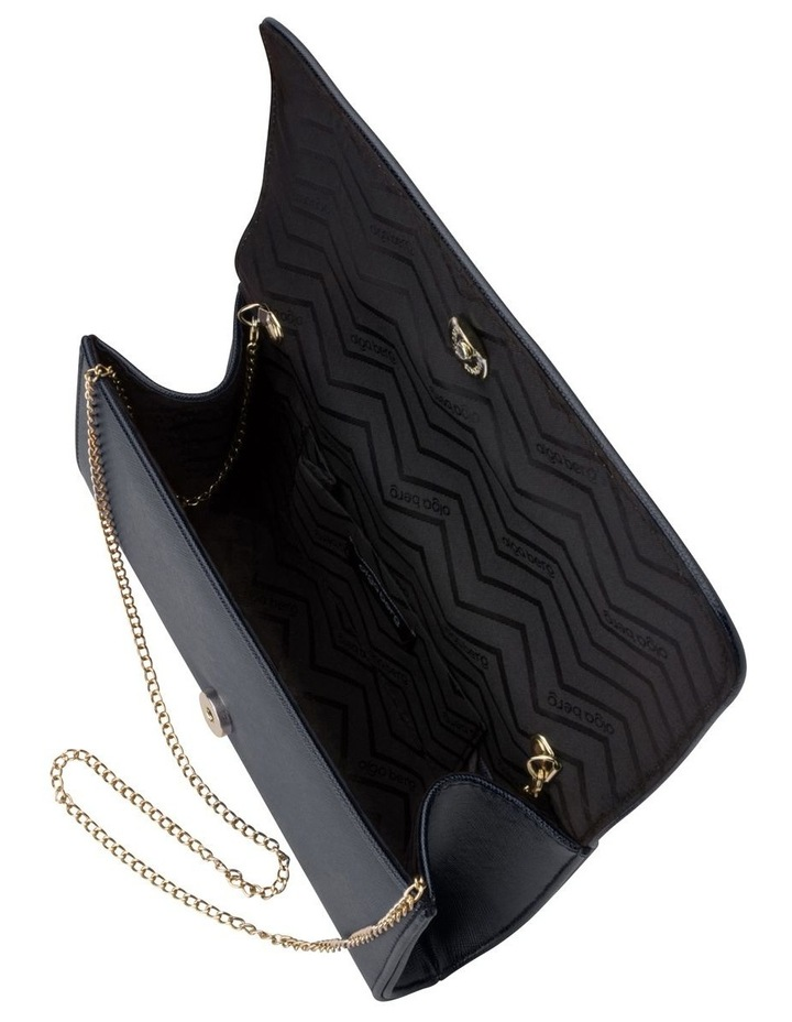 OB4733 Annabelle Flap Over Clutch Bag image 4