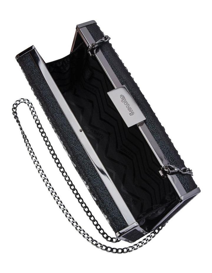 OB2036 Demi Hardcase Clutch Bag image 4