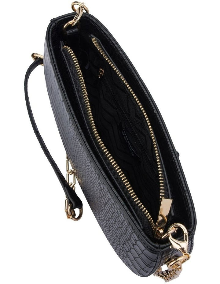 OB3027 Riley Top Handle Clutch Bag image 4