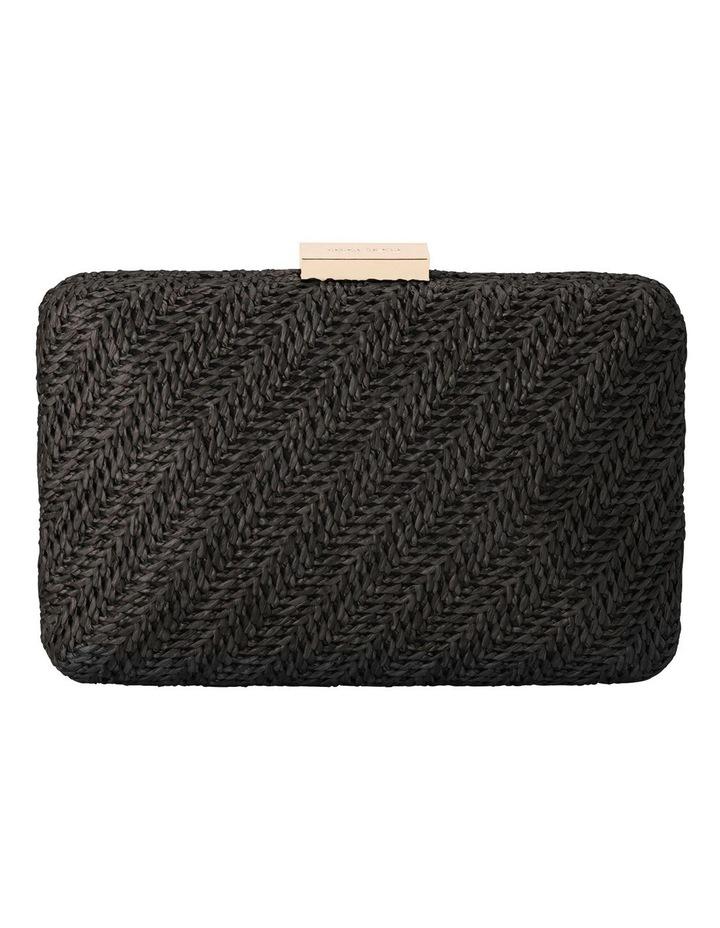 Ines Hardcase Clutch Bag image 1