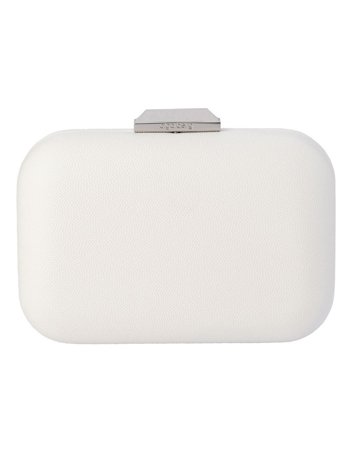Lena Hardcase Clutch Bag image 1