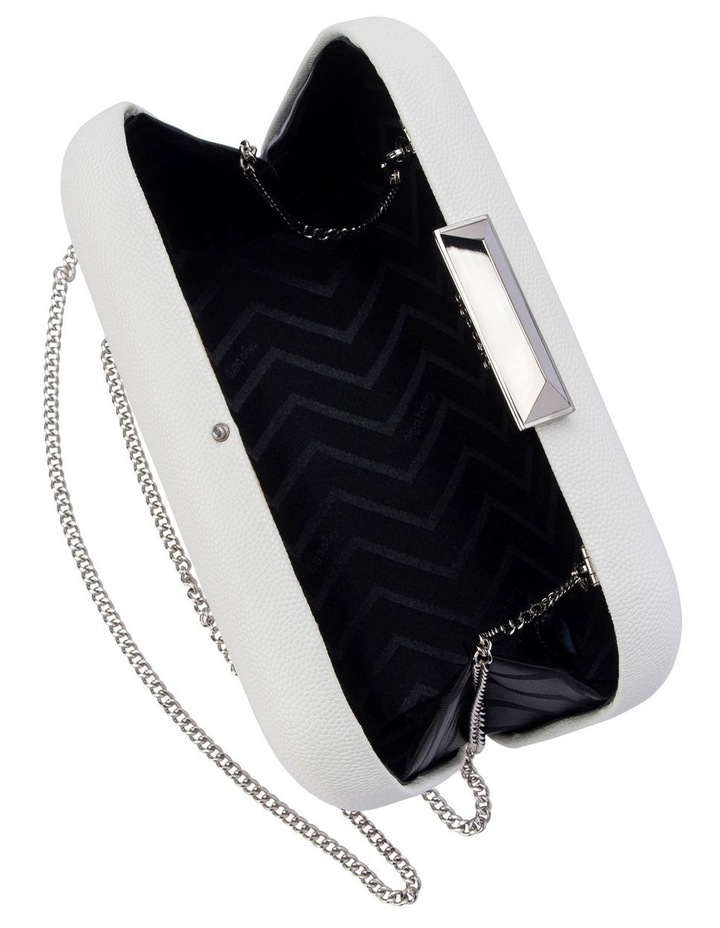 Lena Hardcase Clutch Bag image 3