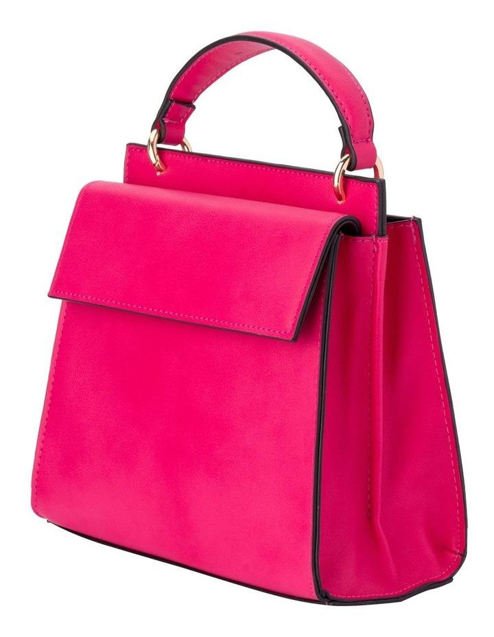 Veronica Flap Over Top Handle Bag image 2