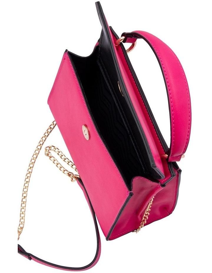 Veronica Flap Over Top Handle Bag image 4