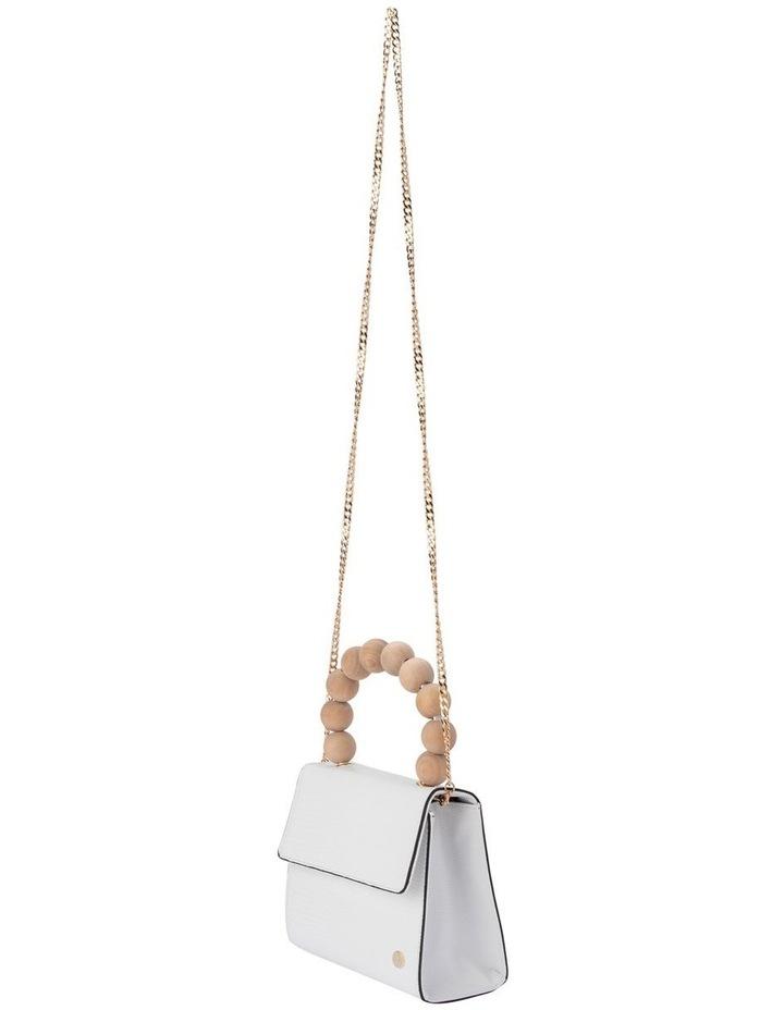 Caylee Flap Over Top Handle Bag image 3