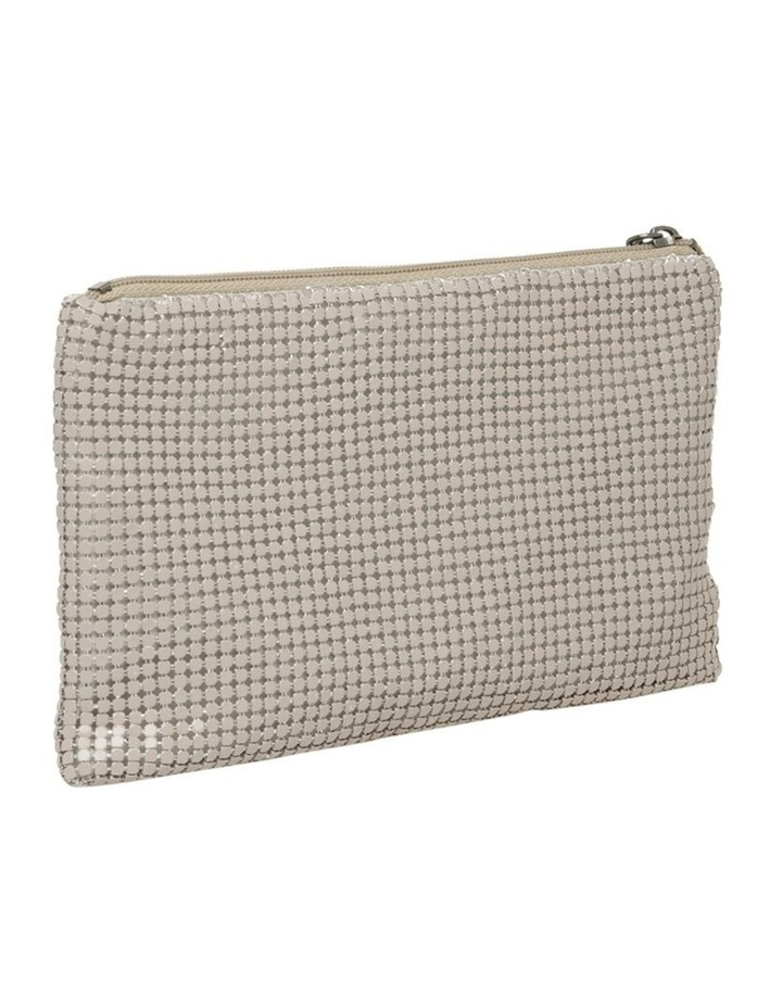 Mesh Wristlet in Natural image 2