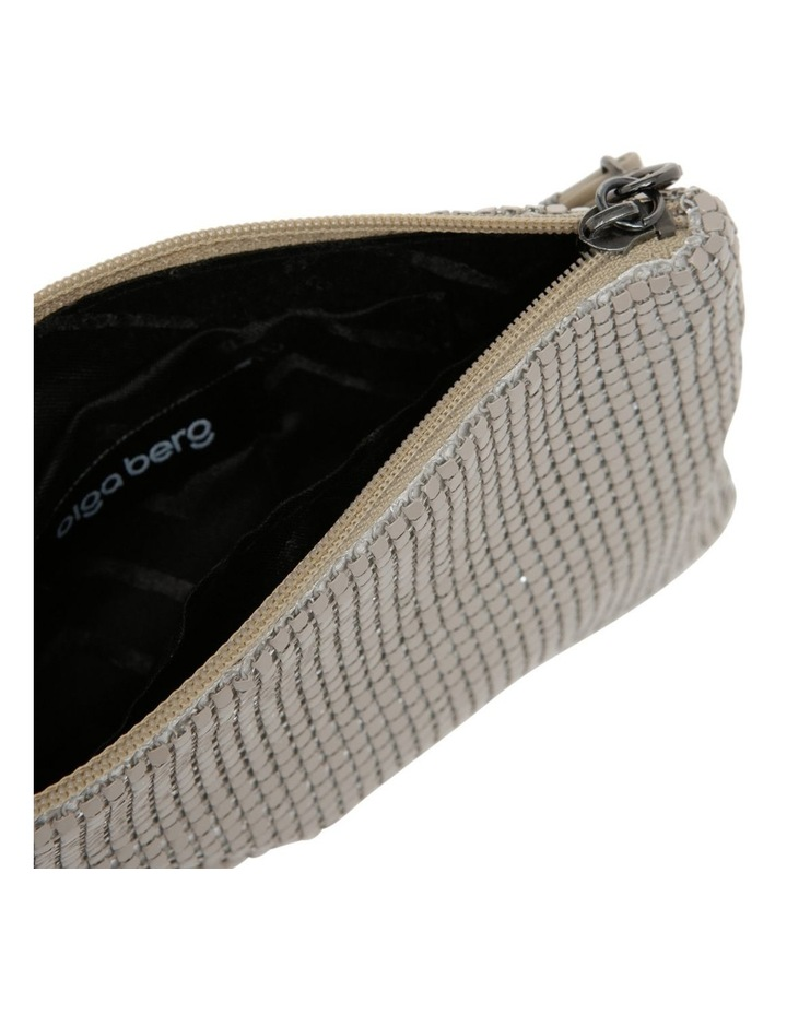 Mesh Wristlet in Natural image 3