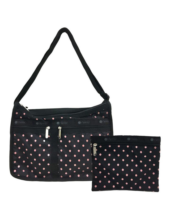 Deluxe Zip Top Hobo Bag LG7507 image 1