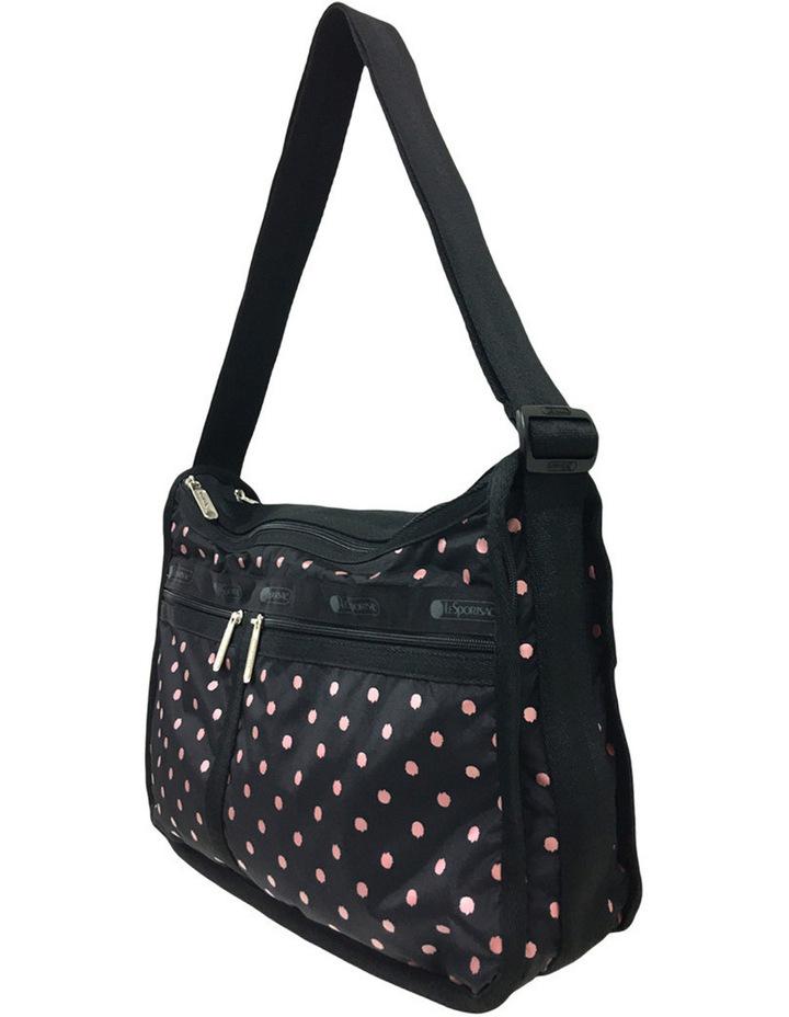 Deluxe Zip Top Hobo Bag LG7507 image 2
