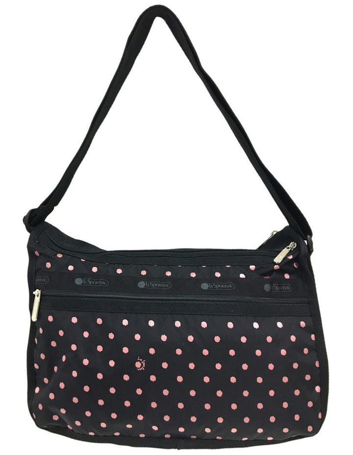 Deluxe Zip Top Hobo Bag LG7507 image 3
