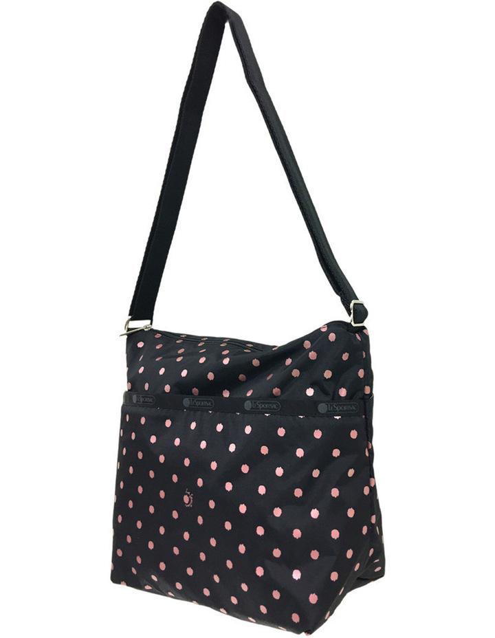 Cleo Zip Top Crossbody Bag LG7562 image 2