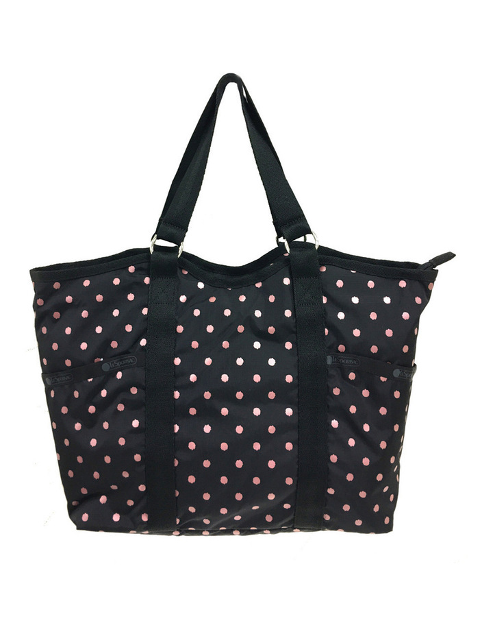 Carryall Double Handle Tote Bag LG9811 image 1