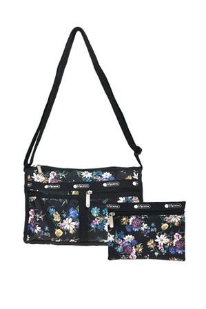 Lesportsac - LG7519 Deluxe Zip Top Tote Bag