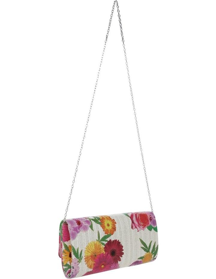 Floral Falp Over Clutch Bag image 2