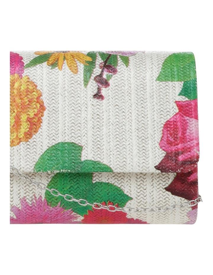 Floral Falp Over Clutch Bag image 3