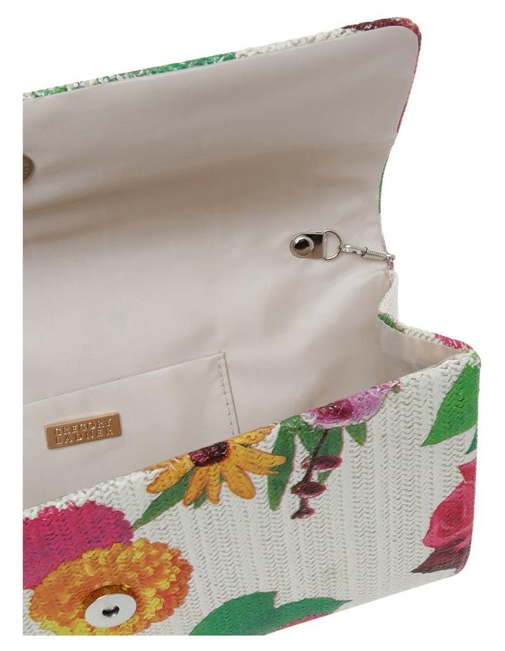 Floral Falp Over Clutch Bag image 4