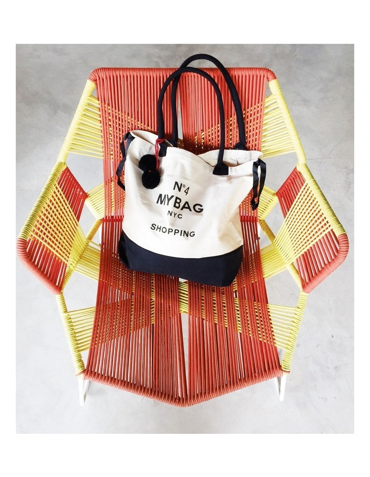 World Traveller Double Handle Tote Bag image 2