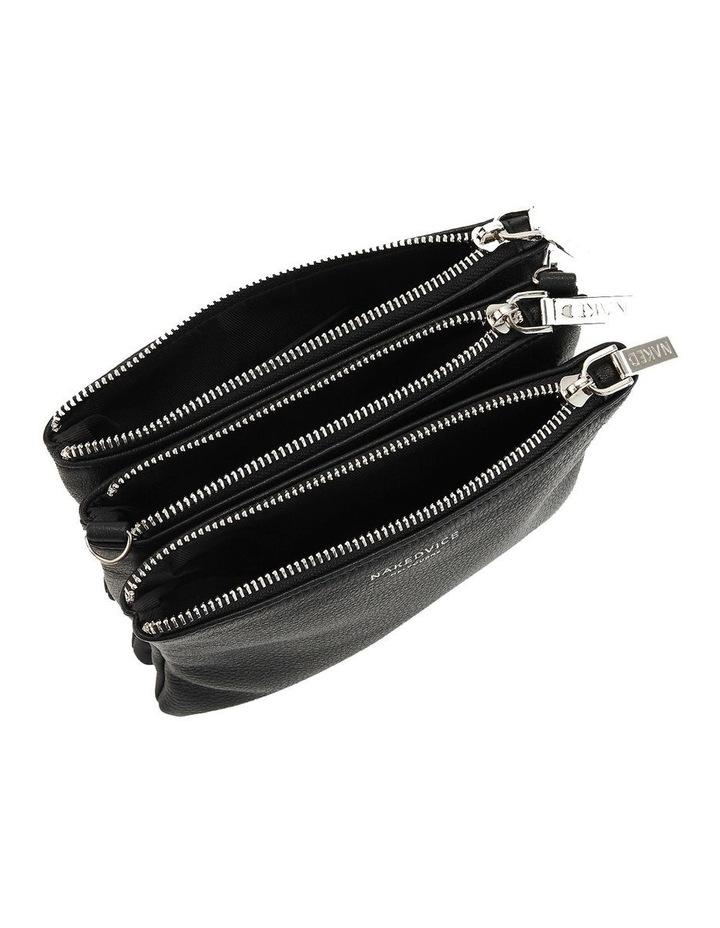NVSS20SB18 Tahnee Zip Top Crossbody Bag image 2
