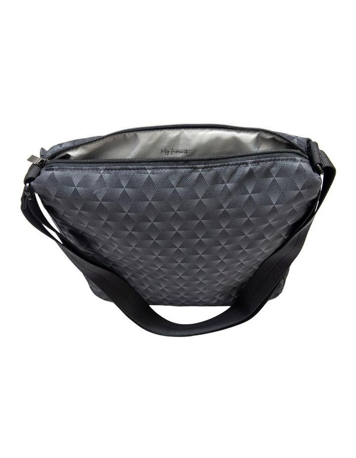 IC123.609 Fanzine Zip Top Crossbody Bag image 4