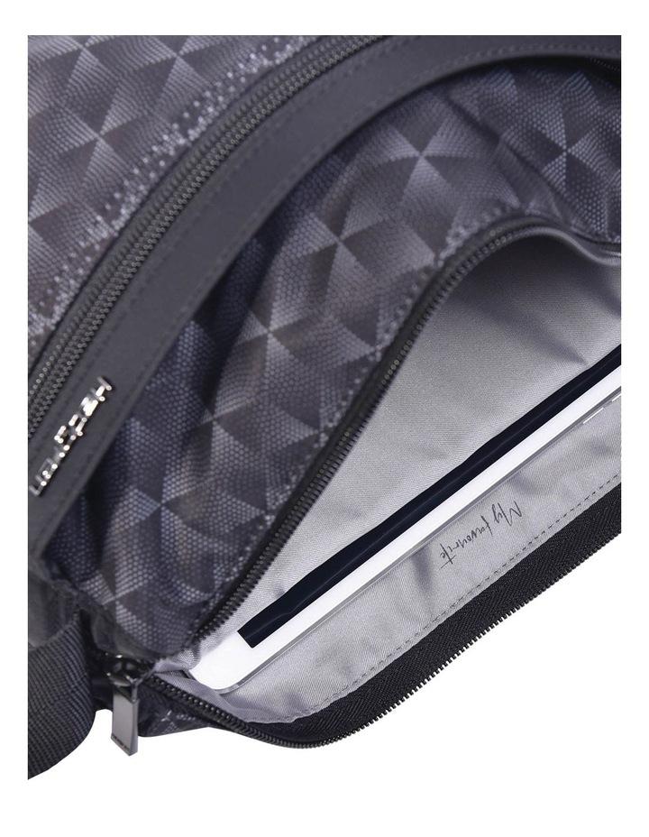 IC176M.609 Eye Zip Top Crossbody Bag image 3