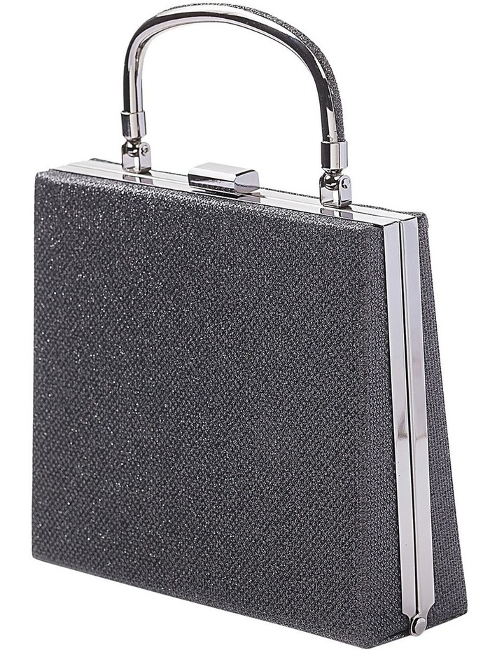 GBGP004M Square Top Handle Clutch Bag image 2
