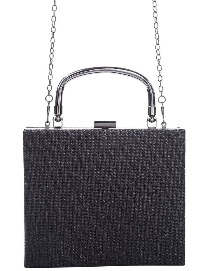 GBGP004M Square Top Handle Clutch Bag image 4
